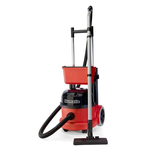 Numatic Pbt230 Trolley Vacuum Cleaner Click Cleaning Uk