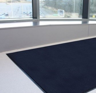 Navy Blue Plushway All Purpose Matting