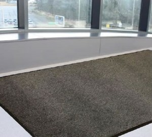 Charcoal Plushway All Purpose Matting