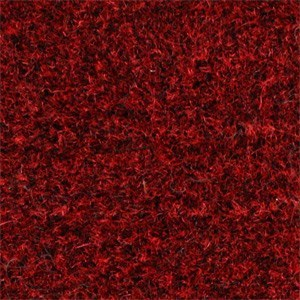 Red Plushway All Purpose Matting