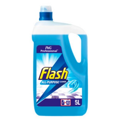 Flash Professional with Febreze 5-litre