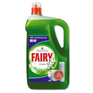 Fairy Washing Up Liquid 5litre