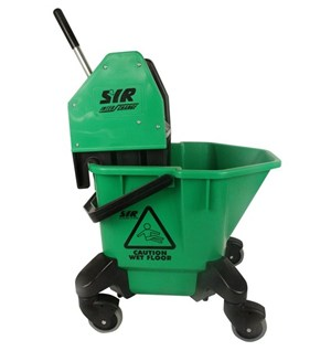 SYR TC20 Kentucky Bucket and Wringer - GREEN