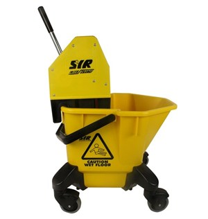 SYR TC20 Kentucky Bucket and Wringer - YELLOW