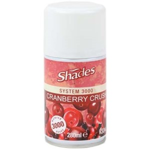 Shades System 3000 Refill - Cranberry Crush 280ml (KSD4)