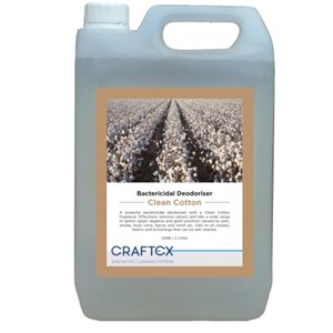 Craftex Clean Cotton 5litre (0086)