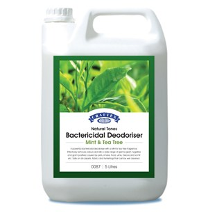 Craftex Mint and Tea Tree Bactericidal Deodoriser 5-litre (0087)