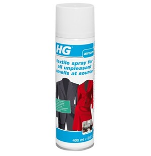HG Textile Spray for Unpleasant Smells