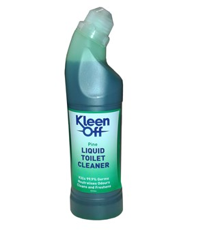 Kleenoff Liquid Toilet Cleaner Pine 750ml