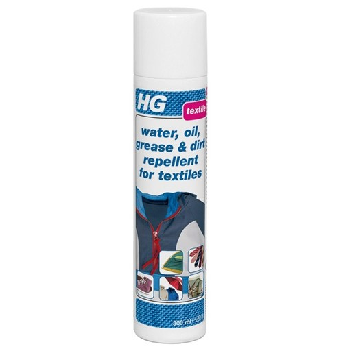 HG Water, Oil and Dirt Repellent for Textiles