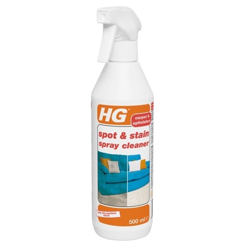 hg hagesan spot and stain spray cleaner click cleaning uk. Black Bedroom Furniture Sets. Home Design Ideas