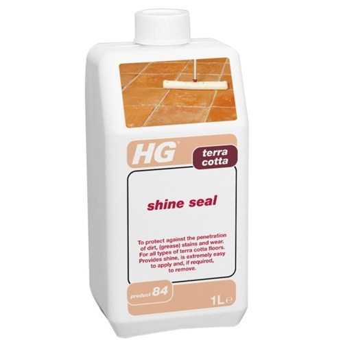 HG Terracotta Shine Seal (product 84)