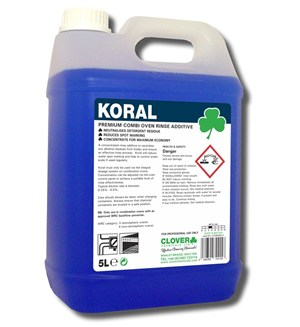Koral Combi Oven Rinse Aid