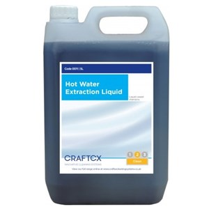 Craftex Hot Water Extraction Liquid 5L (0011)