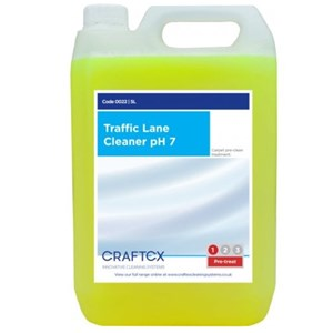 Craftex Traffic Lane Cleaner - pH7 5litre (0022)