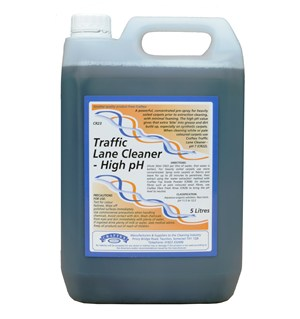 Craftex Traffic Lane Cleaner - High pH