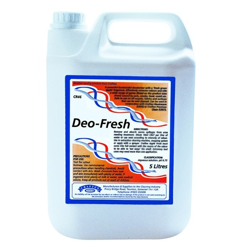 Craftex Deo Fresh 5litre (0046)