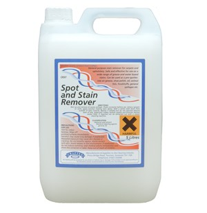 Craftex Spot and Stain Remover 5litre (0037)