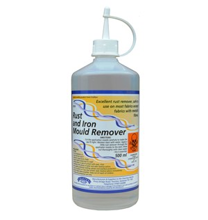 Craftex Rust and Iron Mould Remover 500ml (0018)