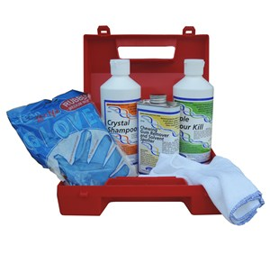 Craftex Emergency Stain Removal Kit (0099)