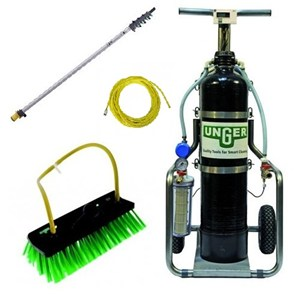 EX-DEMO Unger HiFlo DI400 Water-Fed System Offer RRP £1778.48