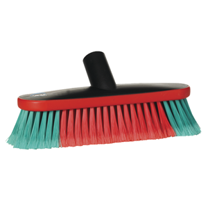"Vikan 10"" Flagged Brush (V475552)"