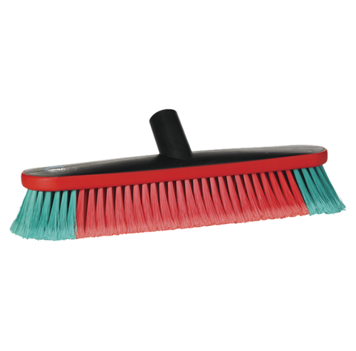 "Vikan 14"" Flagged Brush (V475752)"