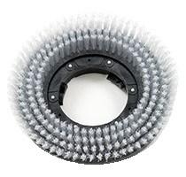 Truvox 28cm Polypropylene Scrubbing Brush Click Cleaning Uk