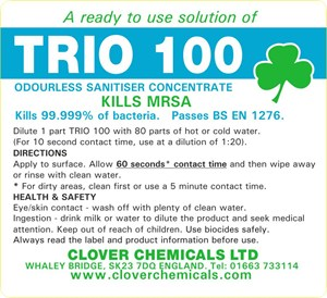 Trio 100 Trigger Spray Label (RTU)