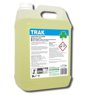 Trak Sanitiser Cleaner 5litre