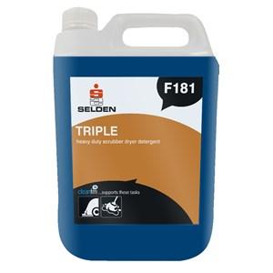 Triple Scrubber Dryer Detergent