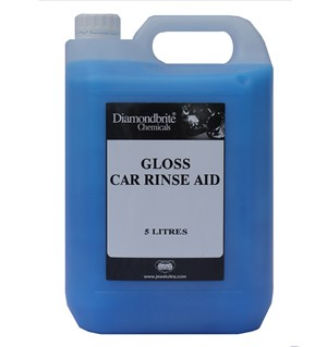 Diamondbrite Gloss Car Rinse Aid 5-litre (JU218)