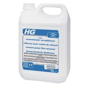 HG Cement Grout Film Remover 5-litre (product 11)