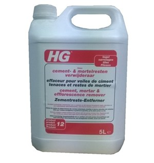 HG Cement, Mortar & Efforescence Remover