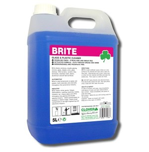 Brite Glass and Plastic Cleaner 5ltr (701)