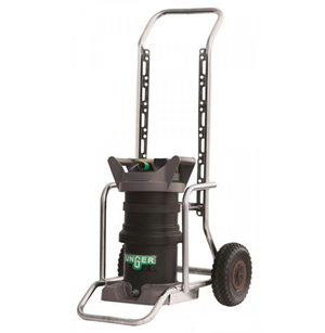 Hydropower DI Filter 12litre with cart
