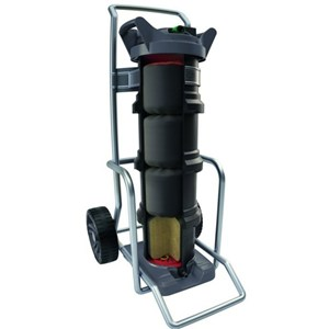 Hydropower DI Filter 24litre with cart