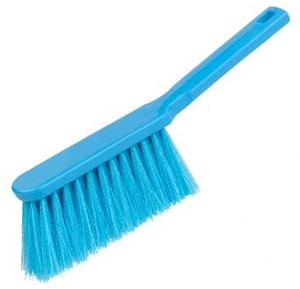 Soft Hand Brush Blue