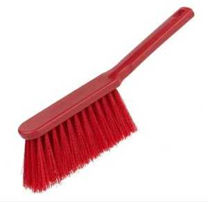 Soft Hand Brush Red