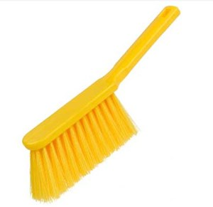 Soft Hand Brush Yellow
