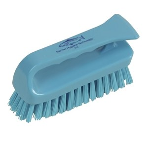 Grippy Hygiene Scrub Brush Blue