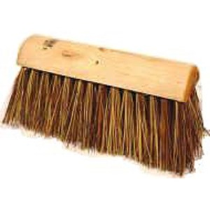"Stiff Yard Broom 13"" Head"
