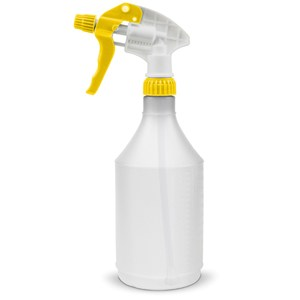 Trigger Spray 750ml Bottle Yellow