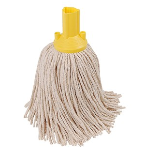 Exel PY Socket Mop Head Yellow