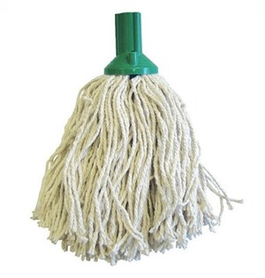 Exel PY Socket Mop Head Green
