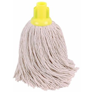 Twine 14oz Socket Mop Yellow