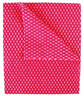 Red Multi Purpose Cloths (pack of 50)