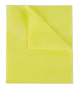 Yellow Multi Purpose Cloths (pack of 50)