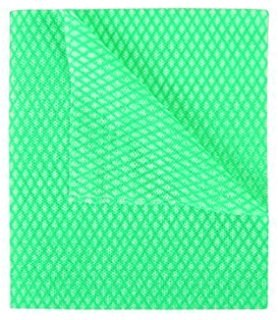 Green Multi Purpose Cloths (pack of 50)