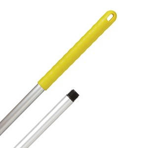 Aluminium Handle 137cm - Yellow
